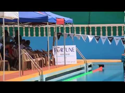 29th Goa State Aquatic Championship Day 1