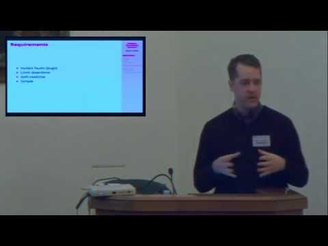 Erlang - Building Blocks for Global Distributed Systems