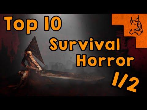 Top 10 Survival Horror favoritos (10-6) [Sin Screamers]