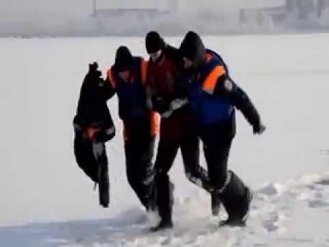 Правила безопасного поведения на льду презентация по ОБЖ
