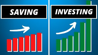 SAVING VS INVESTING | Understanding the Key Differences