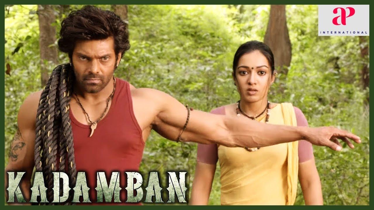 Download Kadamban Movie | Arya captures the poachers | Deepraj Rana bribes the officials | Catherine Tresa