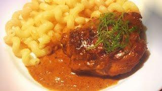 The BEST Chicken Paprikash recipe  /Hungarian Paprika