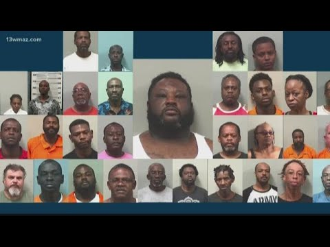 Bleckley County drug bust nets 30+ people: A timeline of the