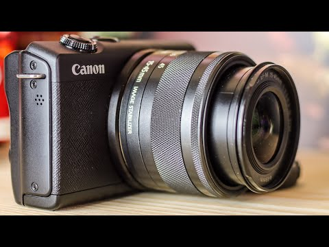 Canon EOS M200 Test: Fast perfektes Update!