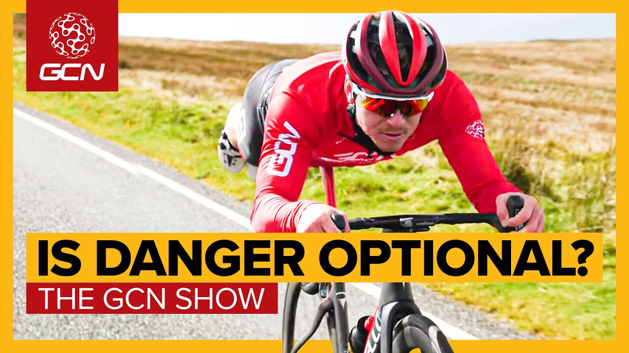 Download Is Cycling Only As Dangerous As You Make It? | GCN Show Ep. 427