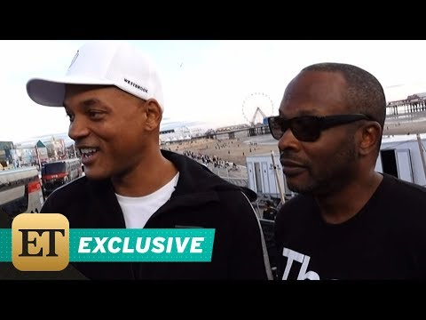 EXCLUSIVE: Will Smith and DJ Jazzy Jeff Reunite! How LL Cool J Got Them Back Together Onstage