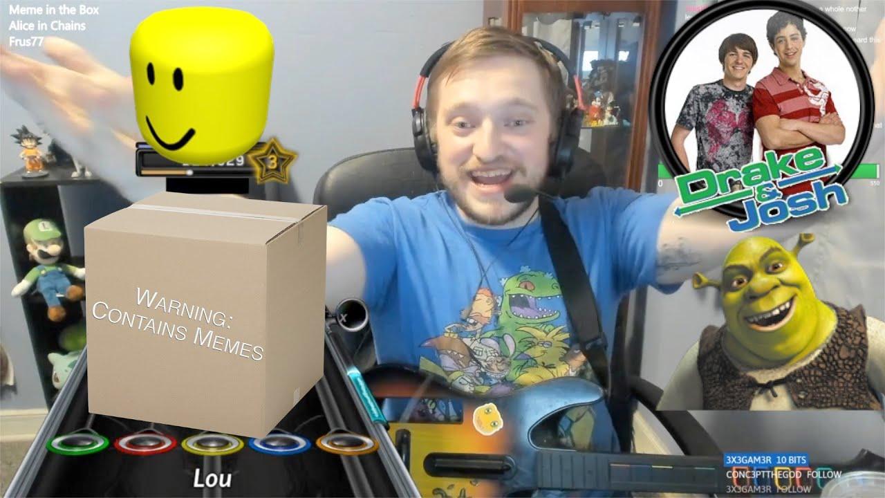 Meme in the box - Clone Hero - YouTube
