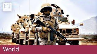 Saudi Arabia and Iran tensions rise