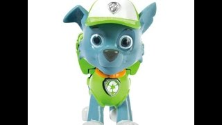 Рокки - щенячий патруль
