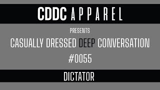 Scottish Indietronica band, Dictator on CDDC #55