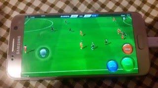 vuclip Samsung Galaxy S7 Fifa 16 Test