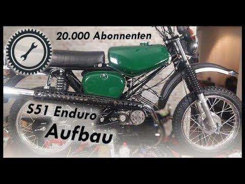 [Kommentarfrist abgelaufen✓] S51 Enduro Schnellaufbau - 20.000 Abonnenten Gewinnspiel #2
