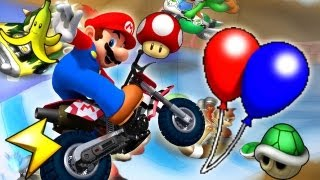 Mario Kart Wii - Let