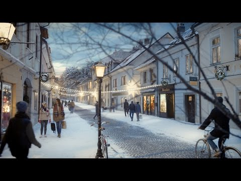 Boots Ireland Christmas TV advert 2015: #DiscoverMore