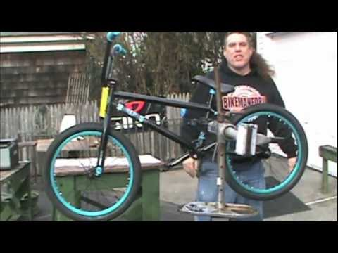 BMX Brake or No Brake - Tricks vs Transportation - BikemanforU
