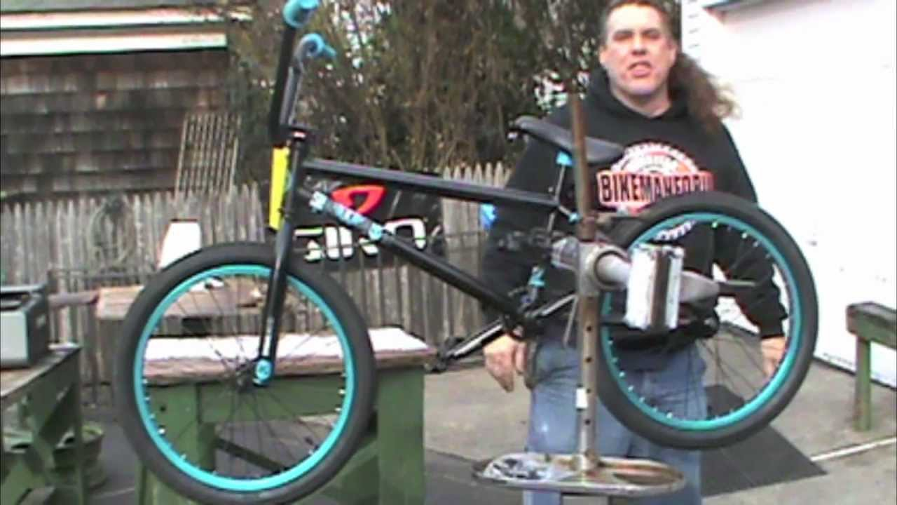 Watch Getting Back on My BMX After Three Brain Tumors video