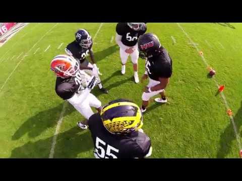 The 2018 NFLPA Collegiate Bowl
