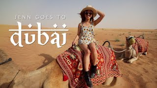 Jenn Goes To Dubai Thumbnail