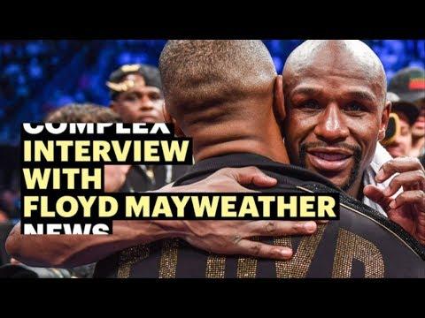 Floyd Mayweather Finally Explains 50 Cent Beef & s Off $18Million Dollar Watch