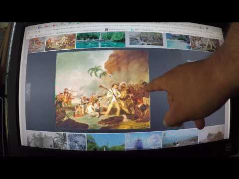 The Story Of Captain Cook