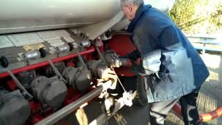 Road Tanker Bottom Loading