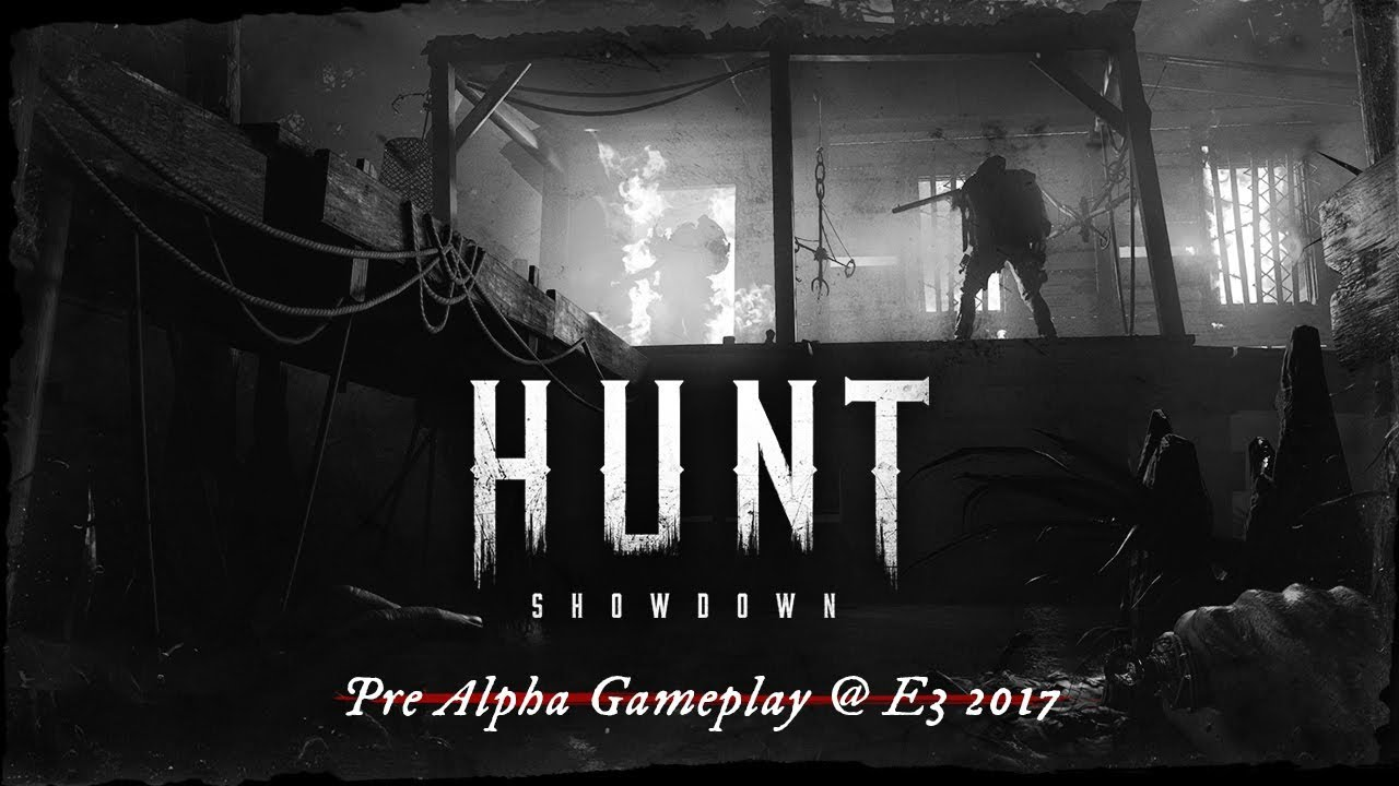 Hunt: Showdown - E3 2017 Gameplay