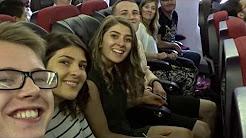 Travel Day//Dublin to Orlando