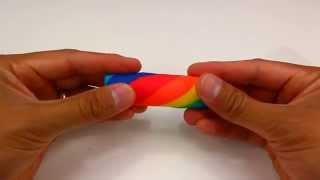 Пластилин Play Doh (Плей До). Лепим мороженное из радуги! Видео инструкция!(Пластилин... Сколько радости дарит он детям! Сколько забавных и интересных поделок можно вылепить с помощью..., 2014-08-29T11:27:56.000Z)