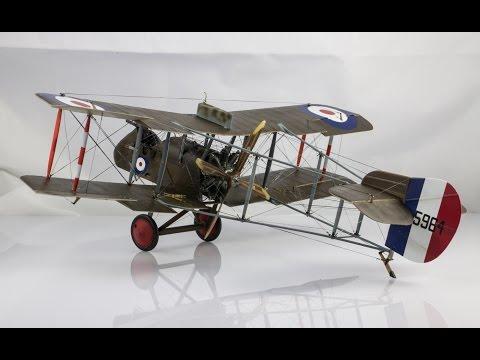 Wingnut Wings Airco DH.2- Lanoe Hawker