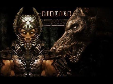 Ver Riddick 3 filme completo dublado em PT en Español