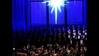 Cleveland Orchestra Christmas  Severance Hall Chorus December 15 2012 O Come All Ye Faithful