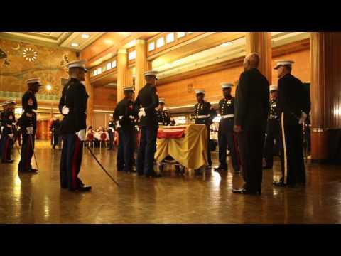 Marine Corps Logistics Base Barstow Birthday Ball 2013