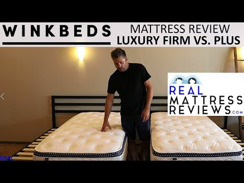 Winkbeds Mattress Review - Luxury Firm VS. Plus - Which Should You Buy?