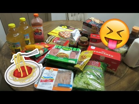 Weekly Dinners For A Family Of 3 ♡ How I Meal Plan & Grocery Shop