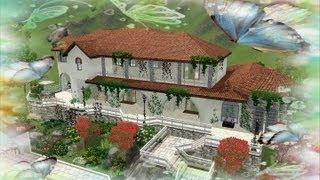 The Sims 3, House Building - Fairy Apartment
