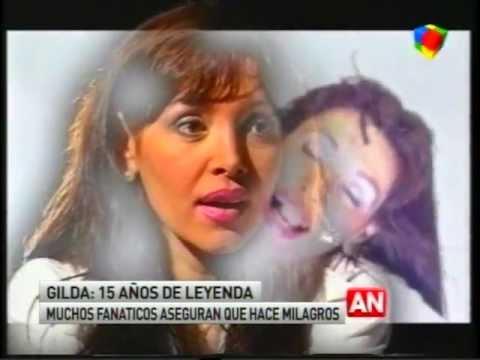 Gilda en America Noticias Edición Central