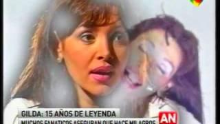 Baixar Gilda en America Noticias Edición Central