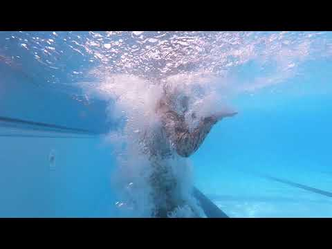 Employ Flotation Gear (WSB & WSI): Shallow Water Feet First Entry (#1 & #3)