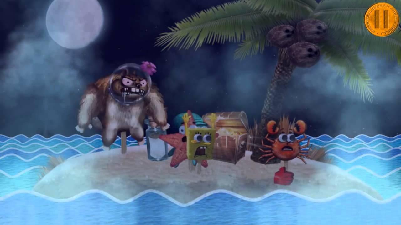 spongebob squarepants live from bikini bottom halloween version - Spongebob Halloween Game