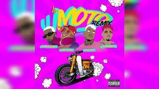 Tunin Slow, Chris Viz, Elillluminari, Blackiebwoy - La Moto Remix () Resimi
