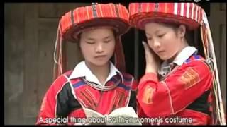 The Pà Thẻn (巴哼族人 - 瑶族) Ethnic Group in Vietnam