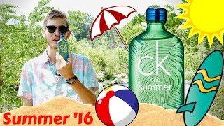 CK One Summer 2016 Fragrance Review || Tripleinc.