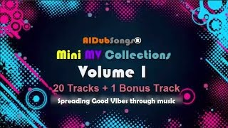 AlDubSongs® MiniMV Collections Volume 1