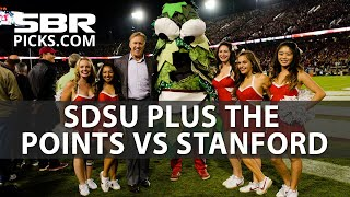 College Football Picks with Joe Lisi   BET SDSU to Cover vs Stanford