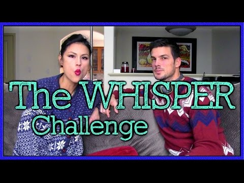 THE WHISPER CHALLENGE w Rick Malambri