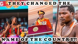 The day Swaziland became the Kingdom of eSwatini! | Swaziland …