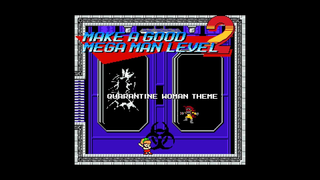 Quarantine Woman Theme - MaGMML2 (0CC-Famitracker, 2A03)