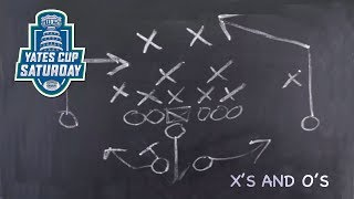 X's and O's: Western Mustangs