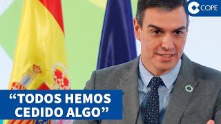 """Sánchez: """"Pido al PP que abandone el camino del bloqueo"""""""